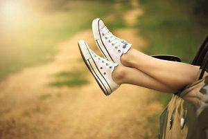 ontspannen, zonder geldzorgen, relaxed